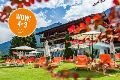 Happy Price days Happy Stubai Neustift Tirol Hotel
