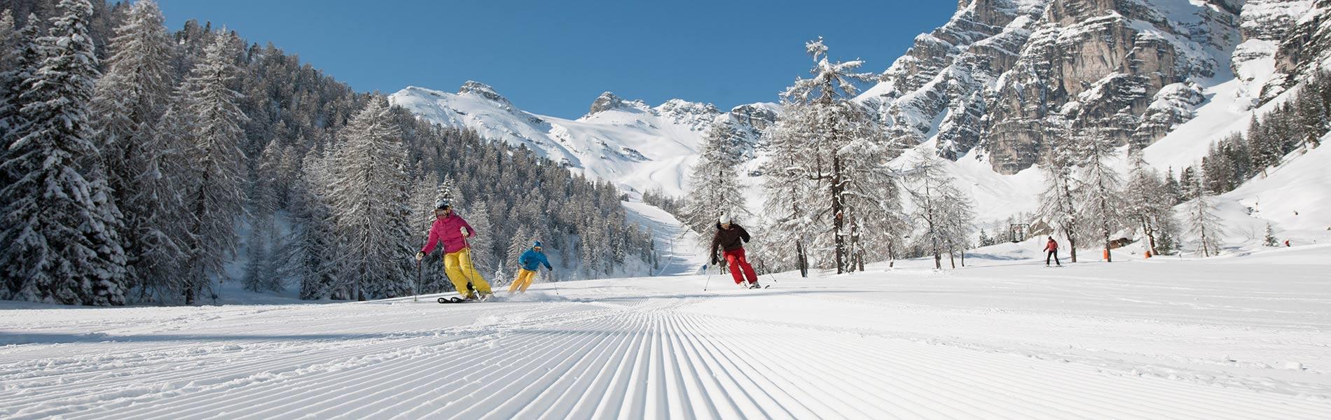 Skiurlaub in Tirol Urlaub im Hotel Happy Stubai Neustift