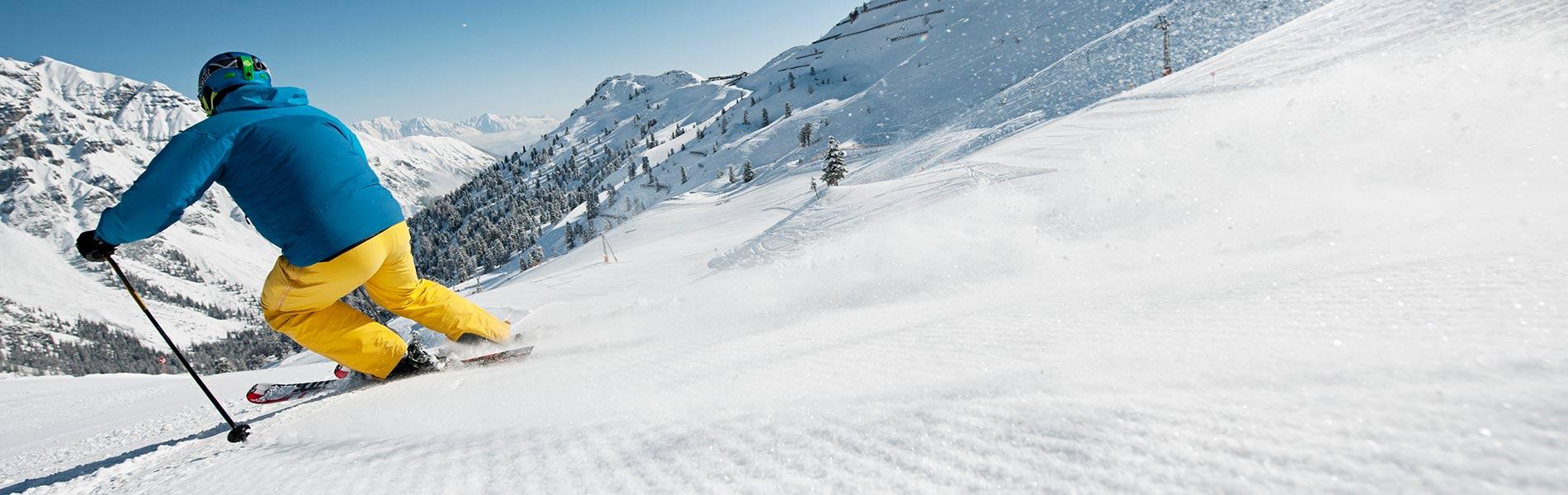 Winterurlaub in Tirol Urlaub im Hotel Happy Stubai Neustift