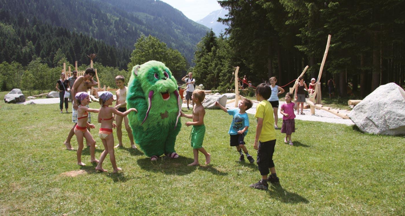 Familienhotel Happy Stubai Hotel Neustift Tirol Stubaier Gletscher Österreich