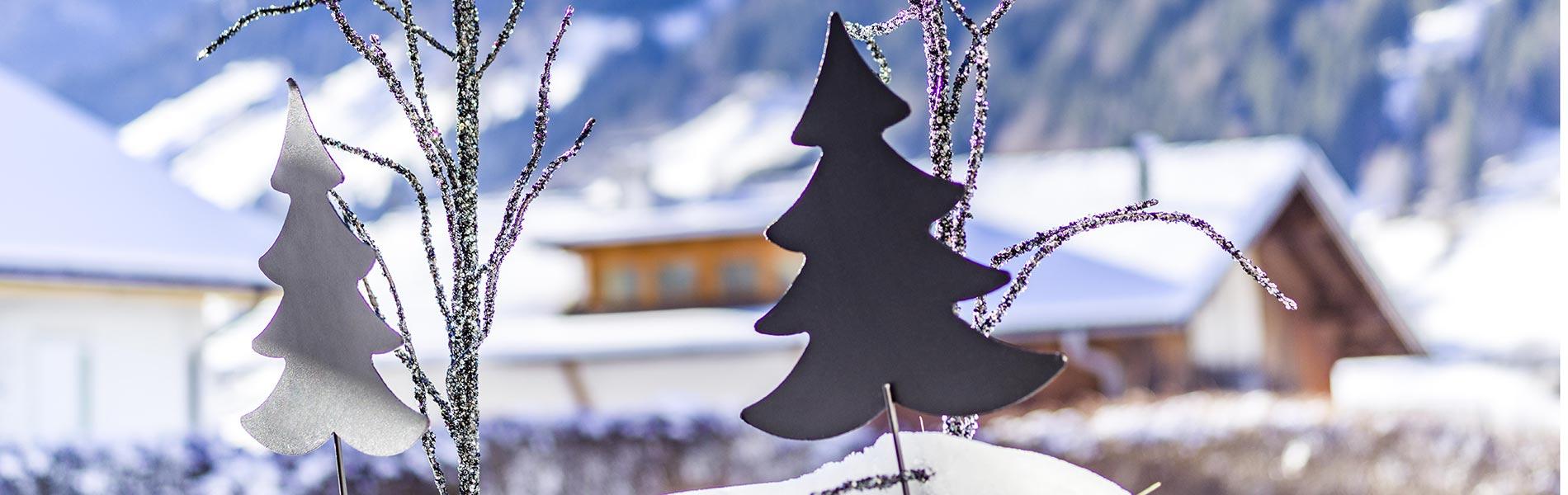 Advent und Weihnachten am Stubaier Gletscher im Hotel Happy Stubai Hostel Neustift