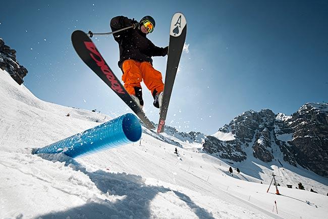Herbstskilauf Skiurlaub in Tirol Hotel Happy Stubai Neustift Stubaier Gletscher Österreich