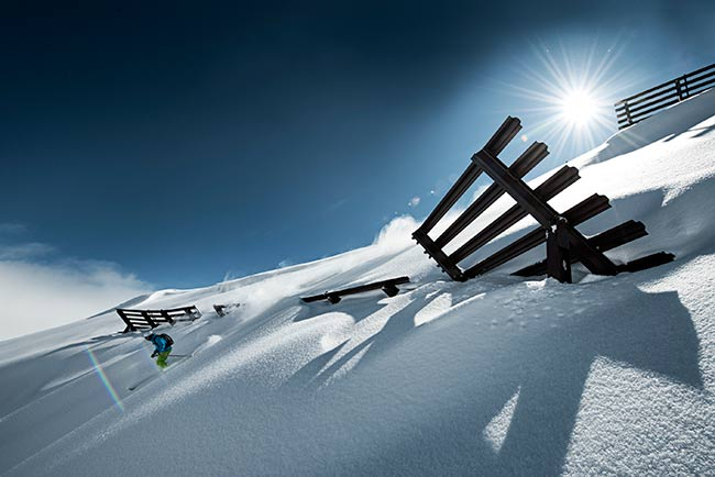 4 Tage Skiurlaub mit Skipass im Januar - 4* Hotel Happy Stubai in Neustift in Tirol