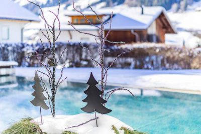 Weihnachten in den Bergen Tirols - 4* Hotel Happy Stubai in Neustift