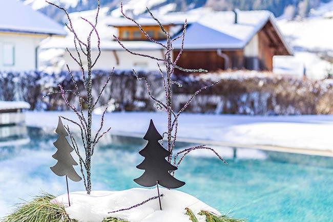 Weihnachten in den Bergen Tirols - 4* Hotel Happy Stubai in Neustift