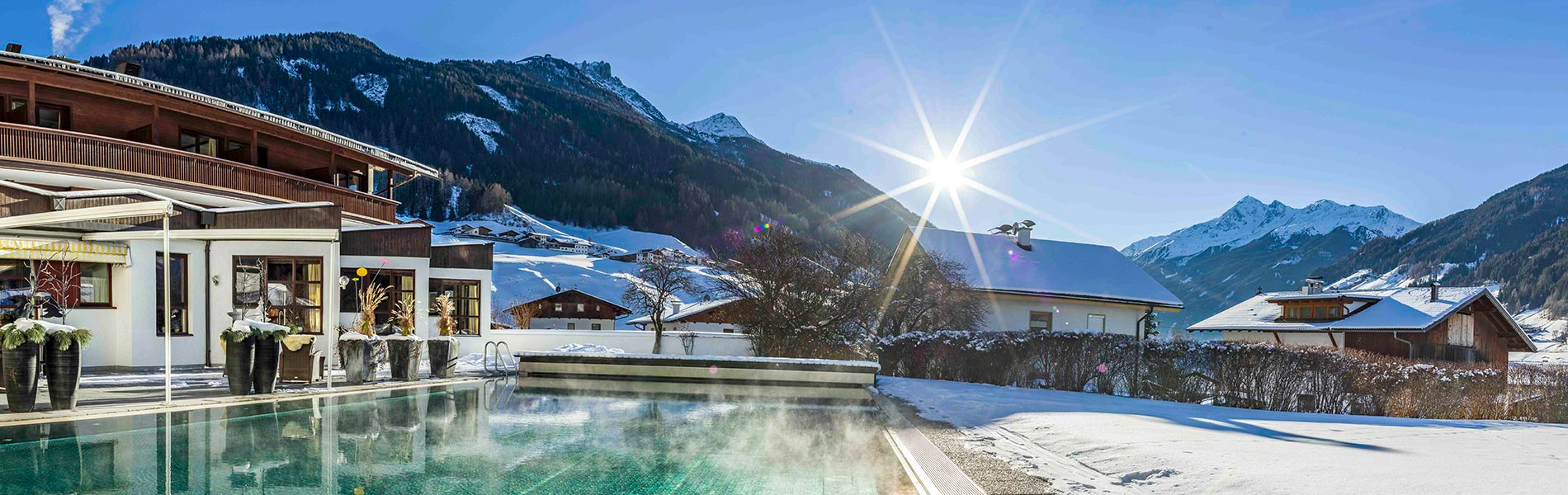 Winterurlaub in Tirol Urlaub im Hotel Happy Stubai Neustift Österreich