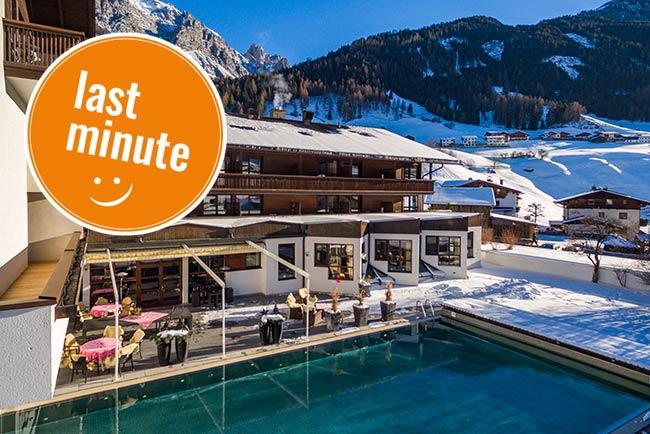 Last Minute Hotel Happy Stubai Neustift Tirol Austria