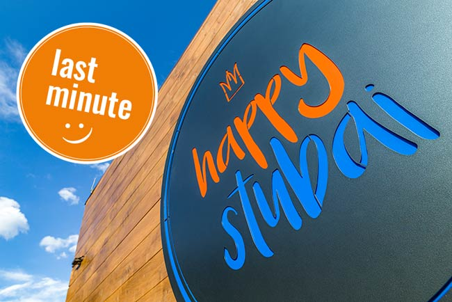 Last Minute Hotel Happy Stubai Neustift Tirol Austria