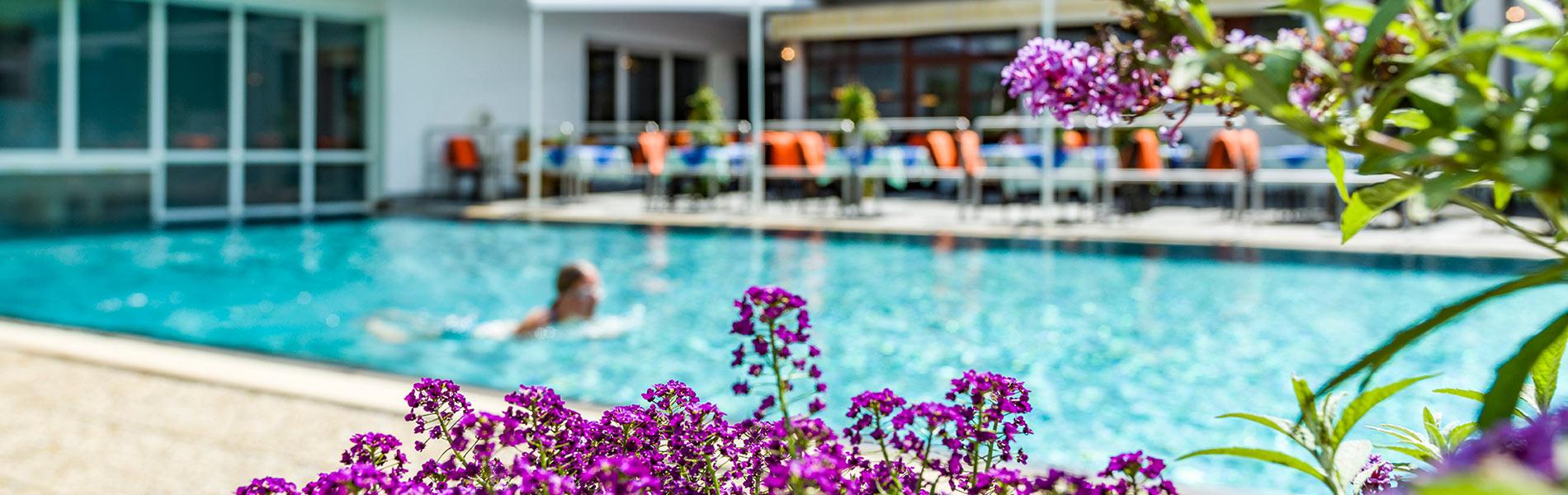 Hotel Happy Stubai Neustift Tirol Austria Pool