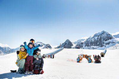 Big Family - Familienurlaub zu Ostern in den Tiroler Bergen - 4 Hotel Happy Stubai in Neustift Tirol