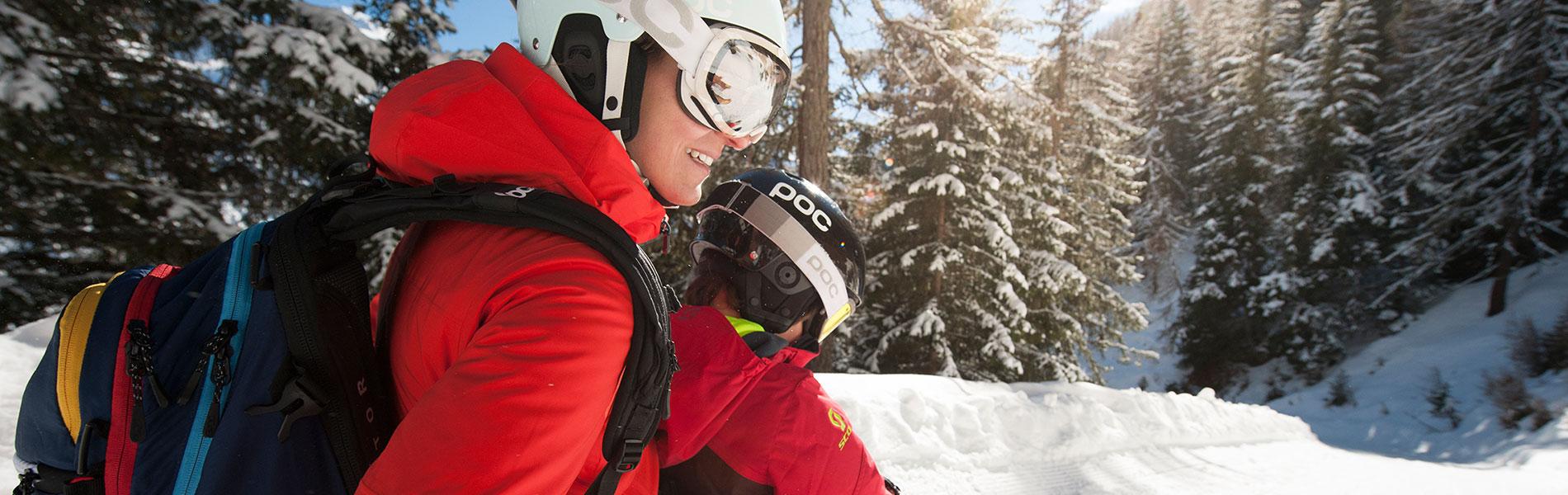 Skiurlaub mit der Familie im Stubaital - 4 Hotel Happy Stubai in Neustift Tirol Austria (2)
