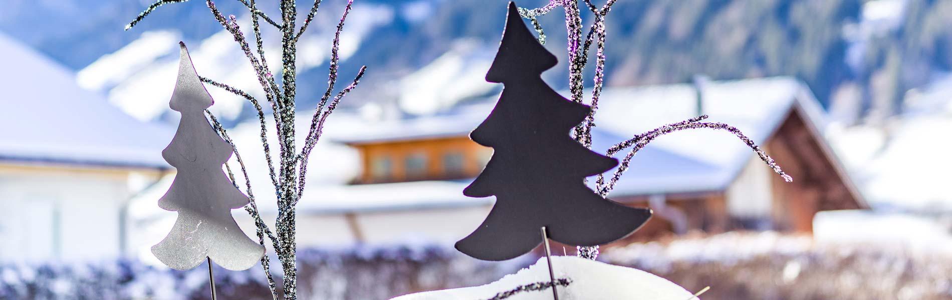 Weihnachten in den Bergen Tirol Happy Stubai Hotel Stubai Neustift Stubaital Tirol Austria