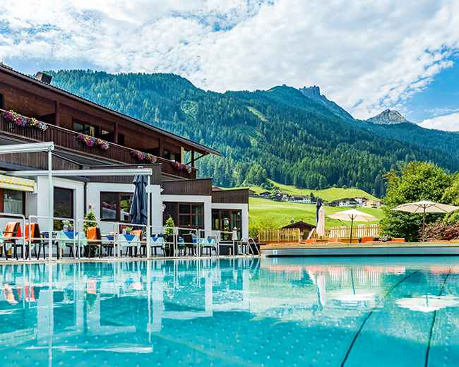 Happy Stubai Hotel Neustift Stubai Glacier Tyrol Relaxing Pool