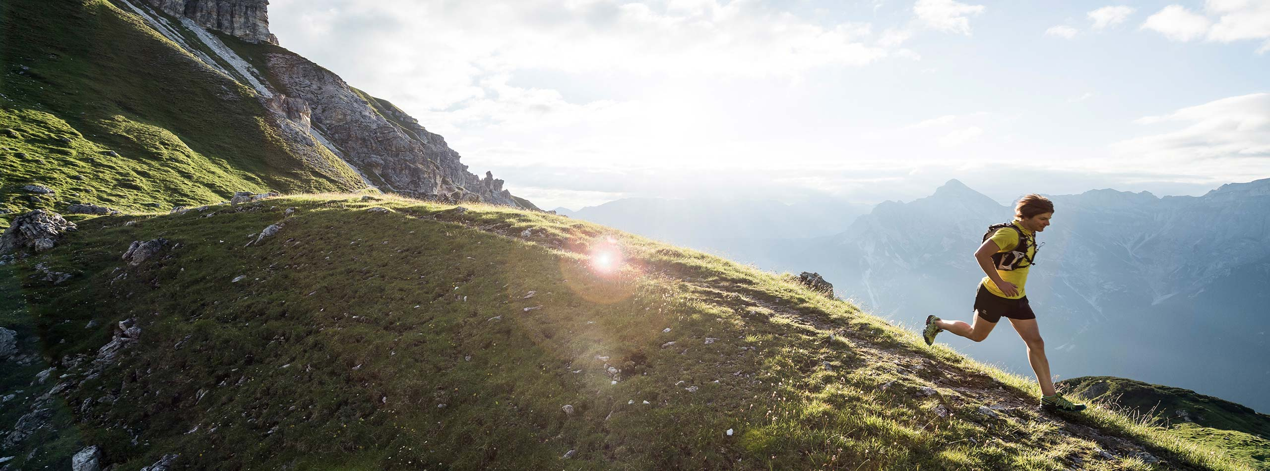 Actionurlaub im Sommer im 4-Sterne-Hotel Happy Stubai Laufen