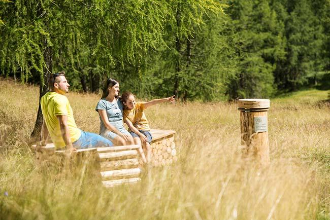 BIG Family Sommerurlaub im 4-Sterne-Hotel Happy Stubai in Neustift