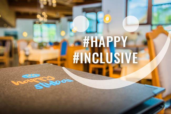Inclusive services Hotel Happy Stubai