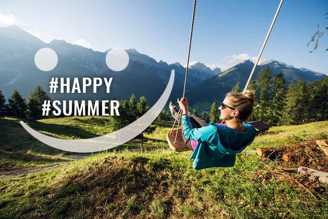 Sommerpreise im 4-Sterne-Hotel Happy Stubai