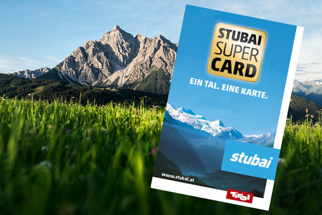 Stubai Super Card - Happy Stubai Hotel Neustift Tyrol